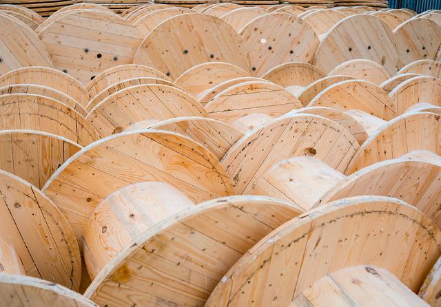 木製ドラム