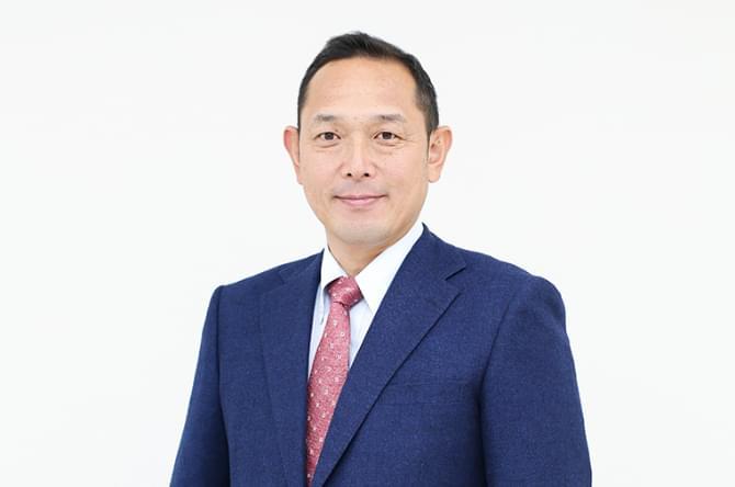 代表取締役 柴田裕二郎